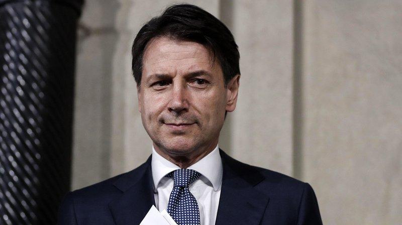 Giuseppe Conte devrait diriger le nouveau gouvernement italien.