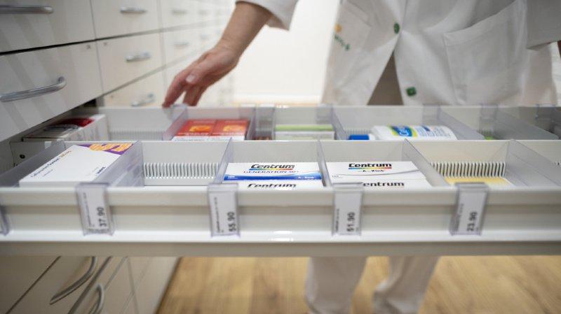 Les médicaments contre la constipation, les ulcères gastriques ou les bronchospasmes seront disponibles en pharmacie sans ordonnance.