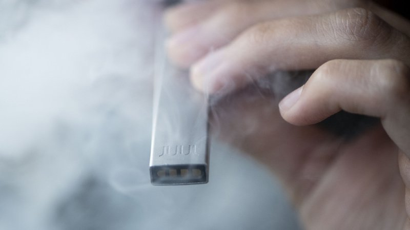 Santé: les Etats-Unis vont interdire les cigarettes électroniques aromatisées
