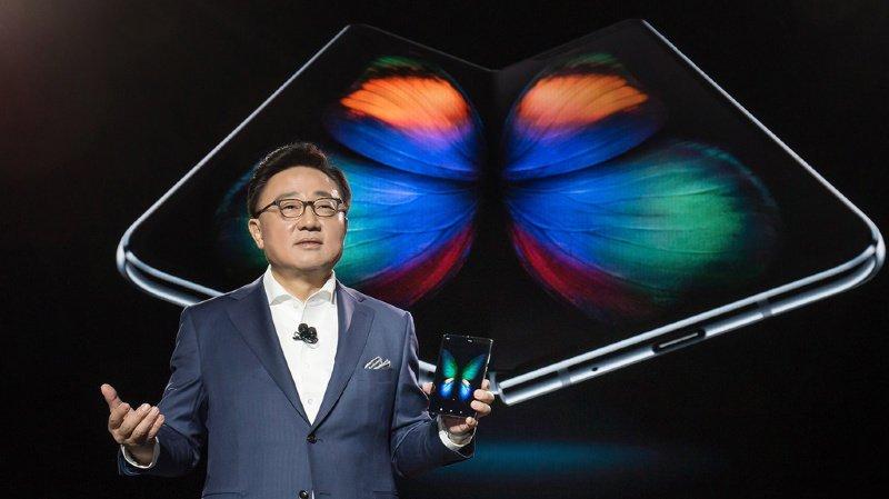 Téléphonie: Samsung lance le Galaxy Fold, son nouveau smartphone pliable à 1'960 francs