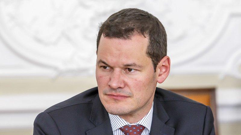 Genève: le conseiller d'Etat Pierre Maudet à nouveau entendu par la justice