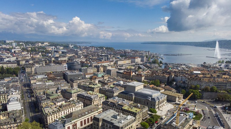 Les ONG de la Genève internationale emploient plus de 3000 salariés.
