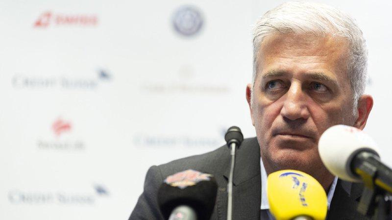 Football: Petkovic a dévoilé sa sélection pour affronter l'Irlande et Gibraltar