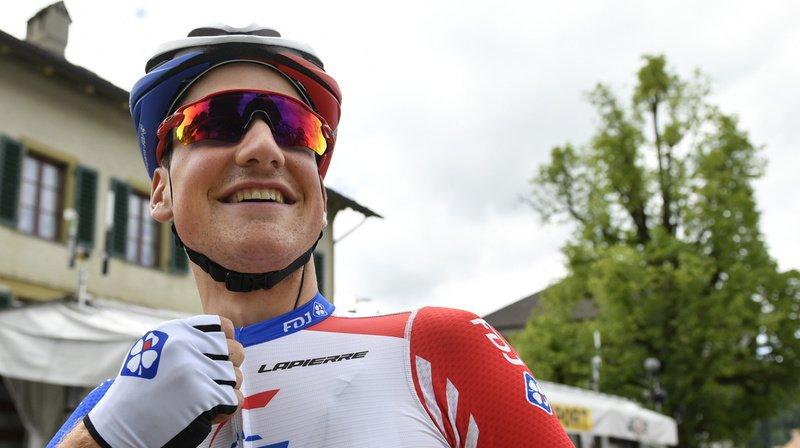 Cyclisme – Tour du Doubs: Stefan Küng vainqueur en solitaire, le Valaisan Simon Pellaud 5e