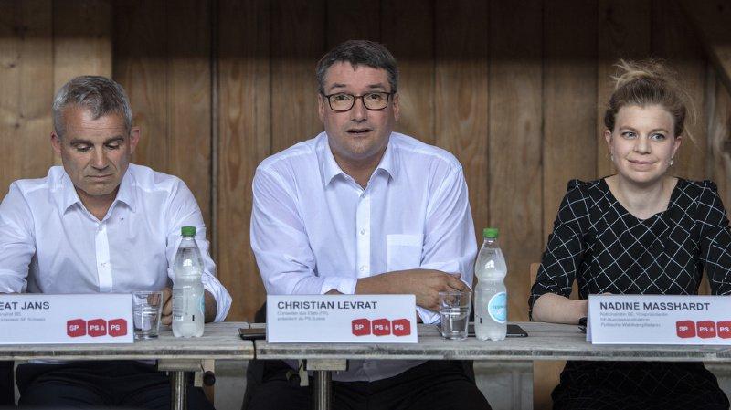Fédérales 2019: les affiches du PS reflètent les thèmes chers au parti