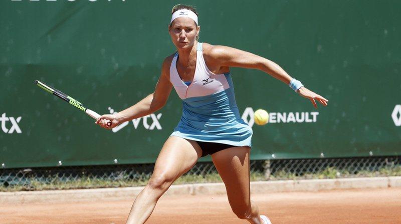 Conny Perrin éliminée dès le 1er tour des qualifications à l'US Open