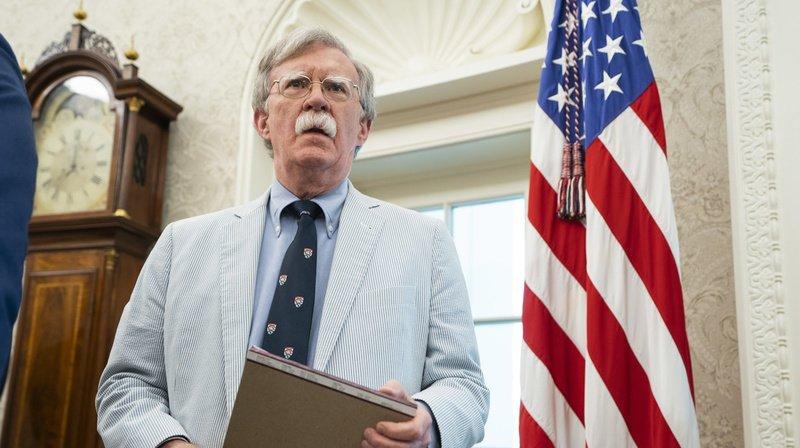 Etats-Unis: Donald Trump vire John Bolton, son troisième conseiller à la sécurité nationale en trois ans