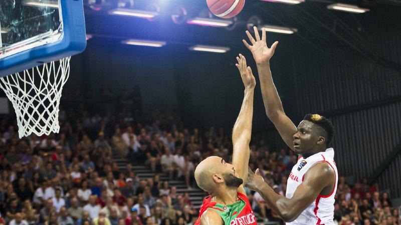 Mercredi passé, le Portugal avait battu la Suisse de 16 points.