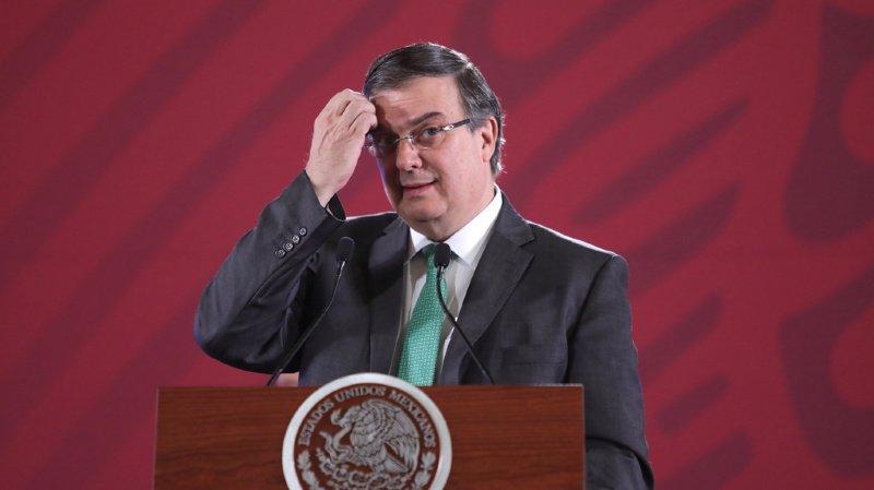 Mexique: le flux migratoire vers les Etats-Unis s'est réduit de 56% depuis mai