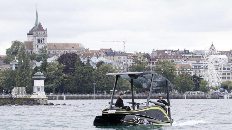 Des bateaux électriques seront présentés au grand public.