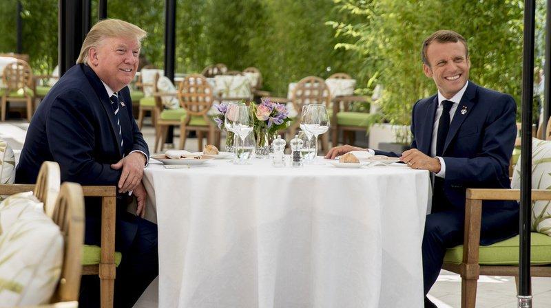 Sommet du G7: les dirigeants européens harponnent Donald Trump sur le commerce