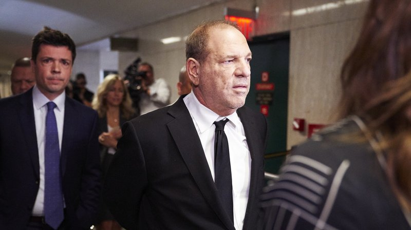 Le producteur de cinéma déchu est déjà poursuivi pour deux agressions sexuelles.