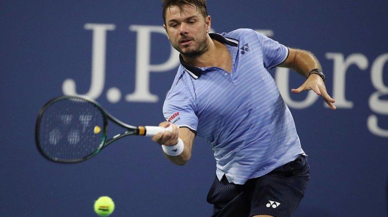 Tennis – US Open: le match de Wawrinka est reporté à jeudi à cause de la pluie, Federer se repose après sa victoire