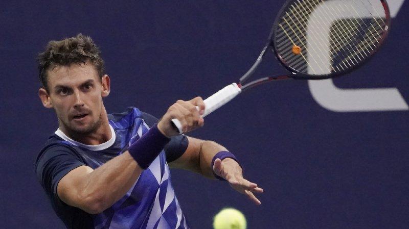 Tennis – US Open: Henri Laaksonen éliminé au deuxième tour par le Canadien Denis Shapovalov