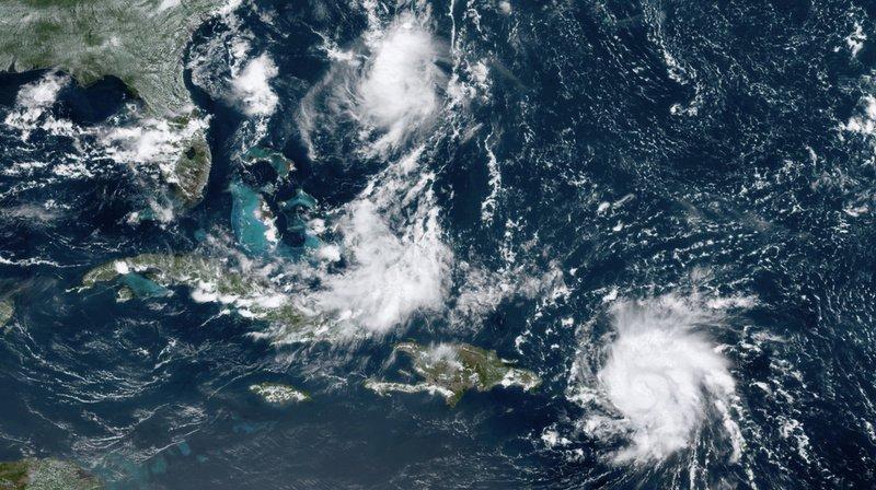 L'ouragan Dorian a épargné Porto Rico et se dirige désormais vers les Bahamas et la Floride.