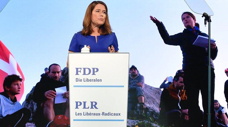 Fédérales 2019: le PLR mise sur une génération volontariste