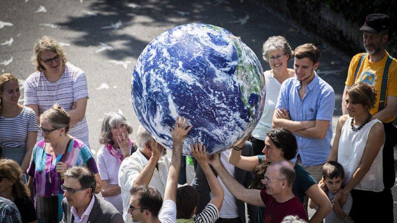 Les Verts veulent faire des fédérales les élections du climat.