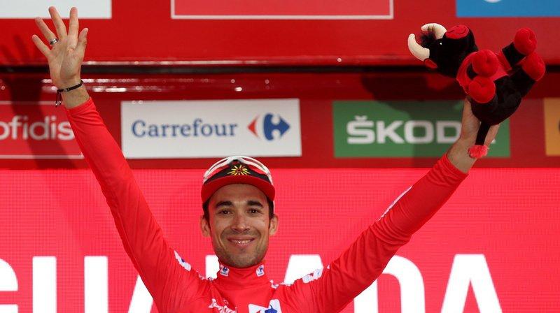 Surprise, le Français Nicolas Edet se pare de rouge — Vuelta