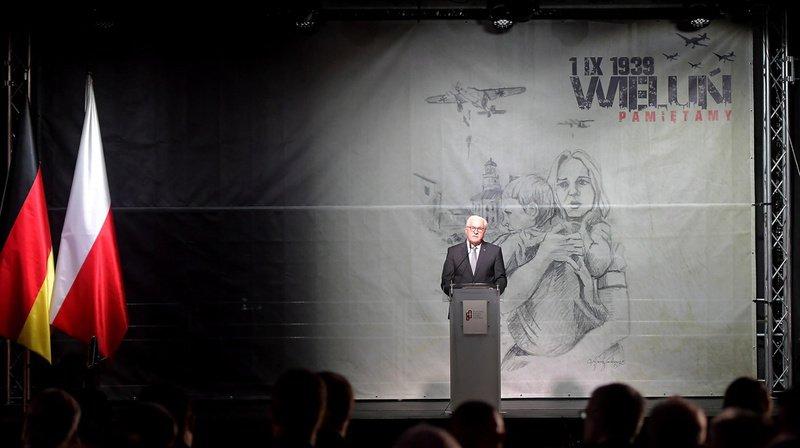 Histoire: l'Allemagne demande pardon à la Pologne 80 ans après l'invasion nazie