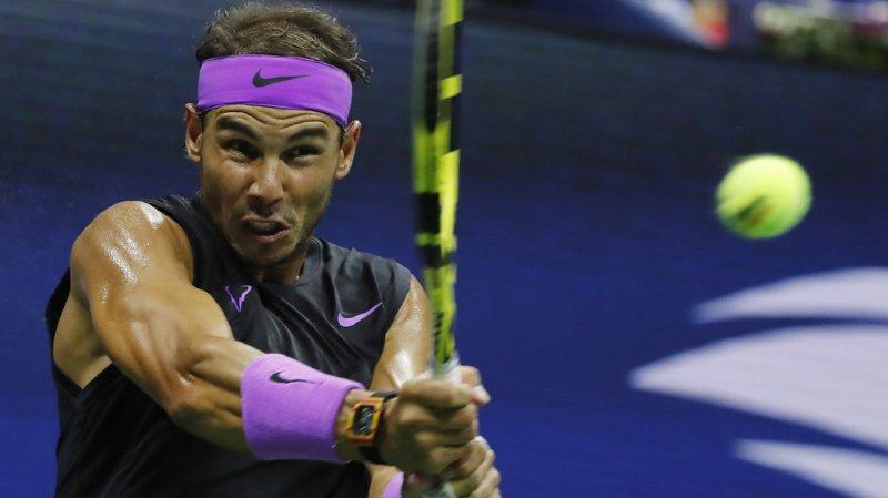 Tennis – US Open: Rafael Nadal bat Diego Schwartzman et se qualifie pour les demi-finales