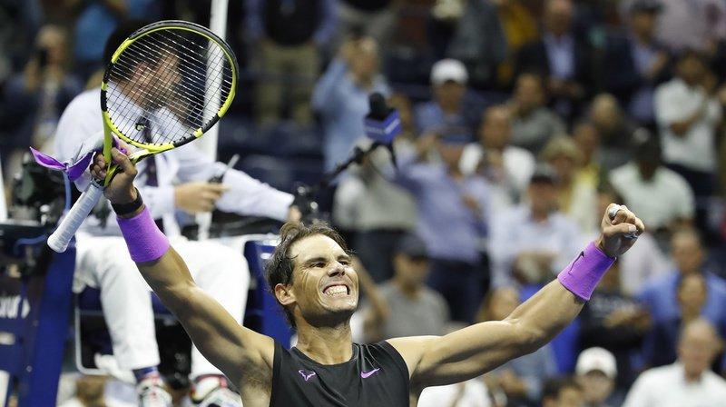 Tennis – US Open: Nadal remporte son 19e titre du Grand Chelem en 5 sets face au Russe Daniil Medvedev