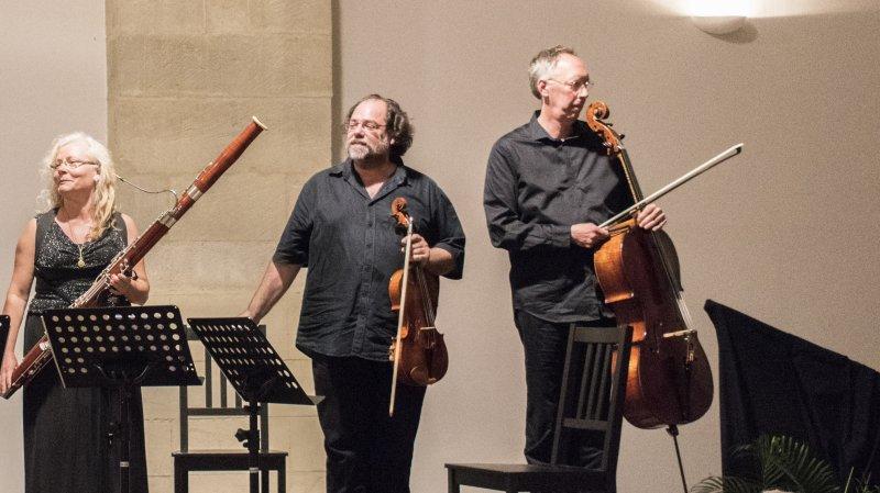 Concert de l'Ensemble Les Chambristes