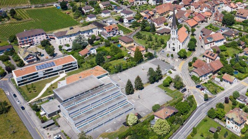 Une centrale photovoltaïque pour tous sur les toitures du collège de Cressier