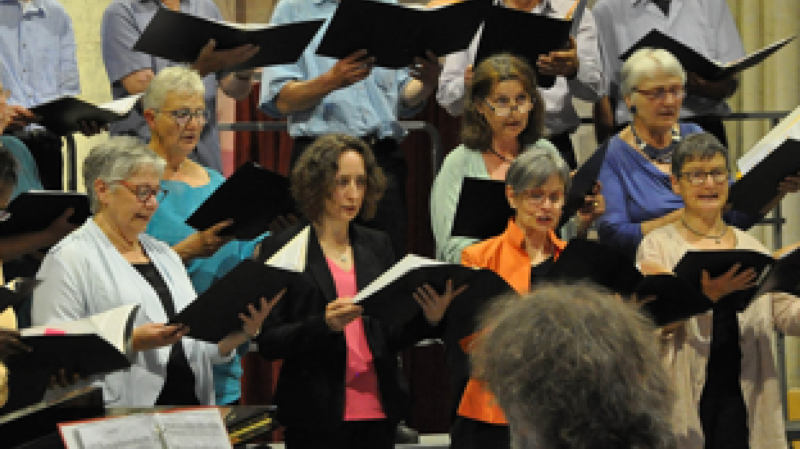 Concert de l'Ensemble vocal DOMENICA