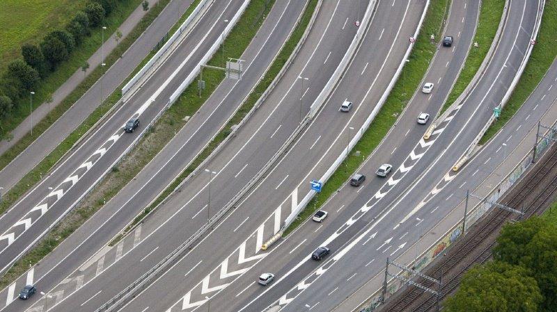 L'accident a eu lieu sur l'autoroute A13, à la hauteur de Bonaduz (GR). L'autoroute a été fermée près de trois heures (Illustration).