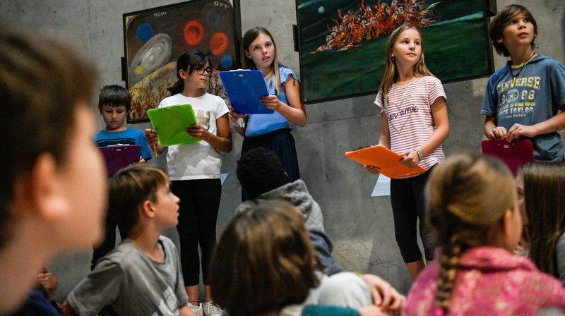 Neuchâtel: le centre Dürrenmatt s'ouvre aux classes