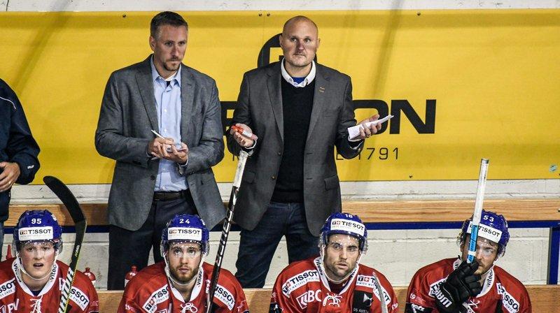 Le HCC sombre totalement face aux Ticino Rockets