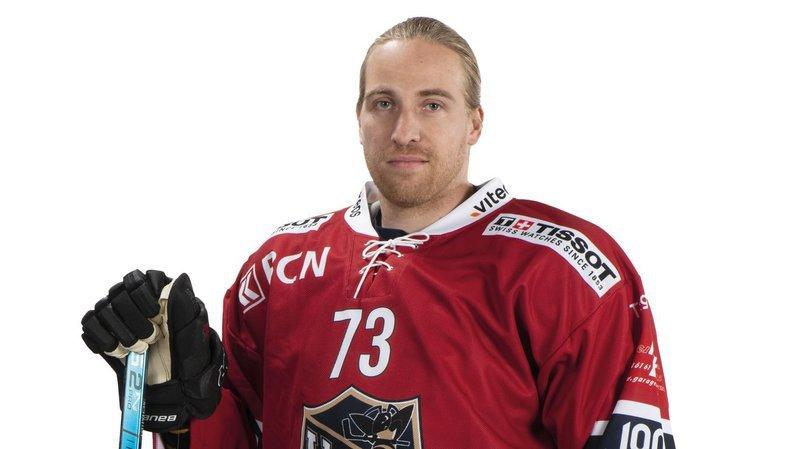 Konstantin Schmidt va disputer la saison 2019-2020 sous les couleurs du HCC.