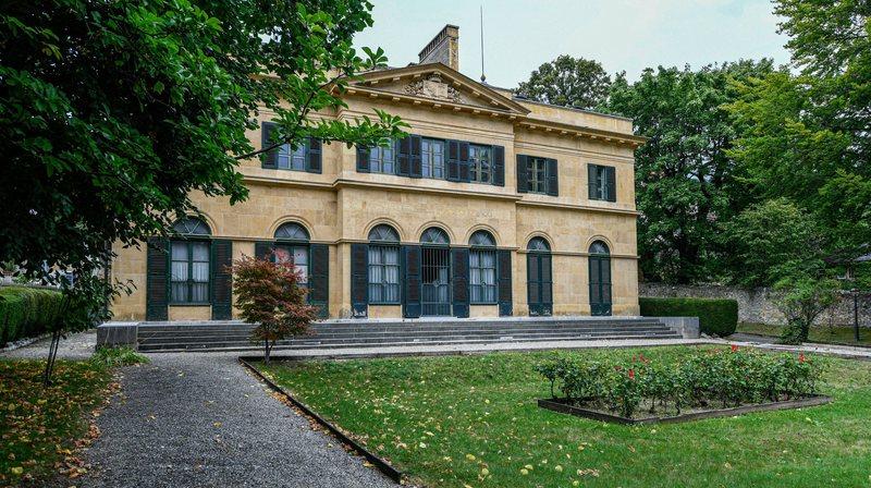 Neuchâtel: un hôtel particulier ouvre ses portes au public