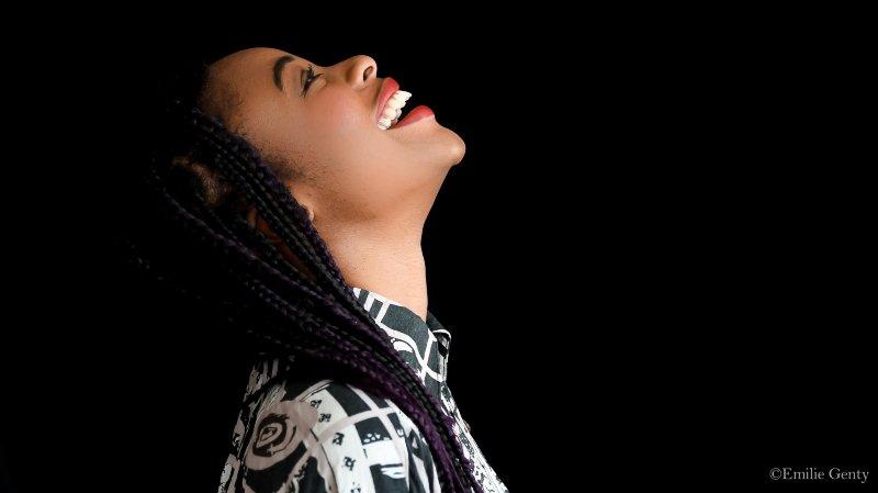 L'artiste neuchâteloise Afra Kane a remporté le Montreux Jazz Talent Award