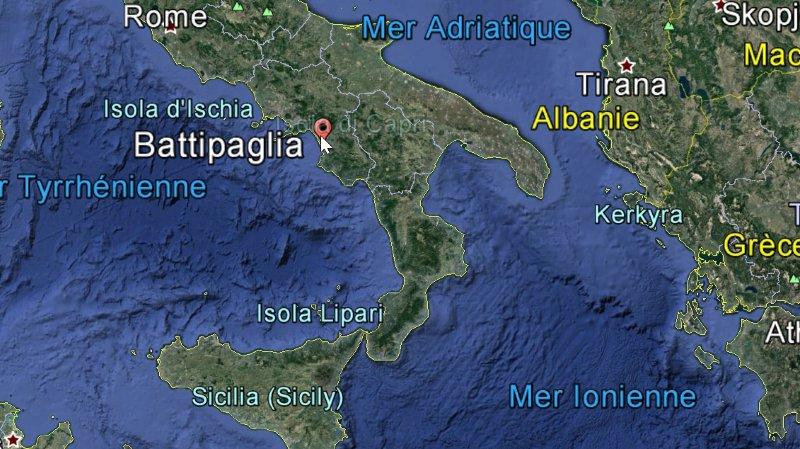Italie: quelque 36'000 personnes évacuées pour désamorcer une vieille bombe