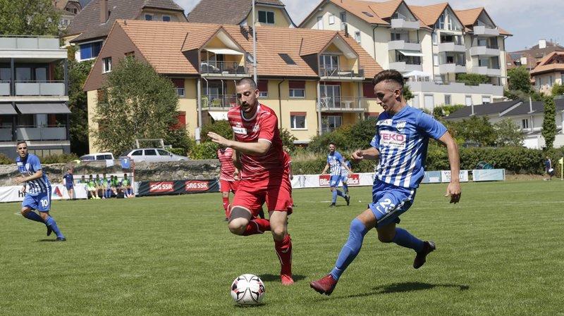 Coupe de Suisse: Béroche-Gorgier en route pour un exploit historique