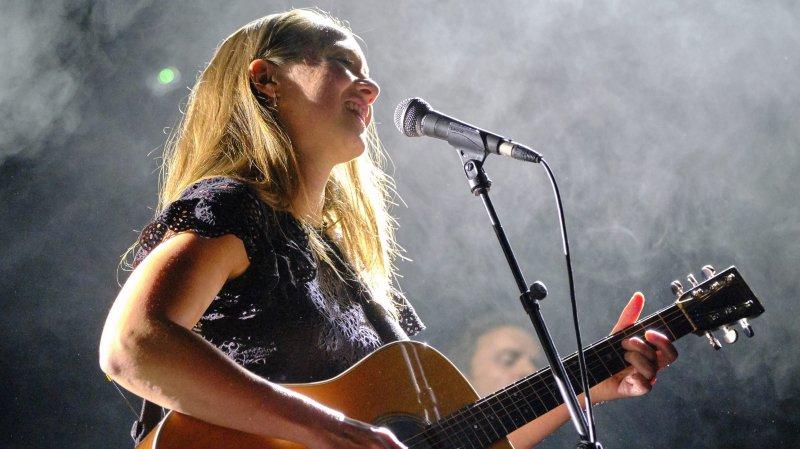 La voix de Sophie Hunger envoûte le Rock Altitude