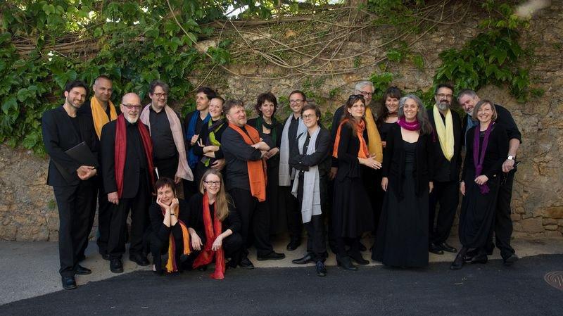 Le chœur Yaroslavl, spécialiste du chant orthodoxe.