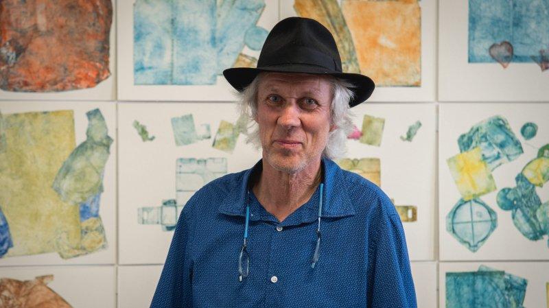Etienne Krähenbühl, l'artiste qui fait rimer plastique et esthétique