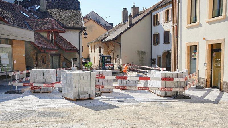 Saint-Blaise: le référendum sur le dépassement de crédit a abouti