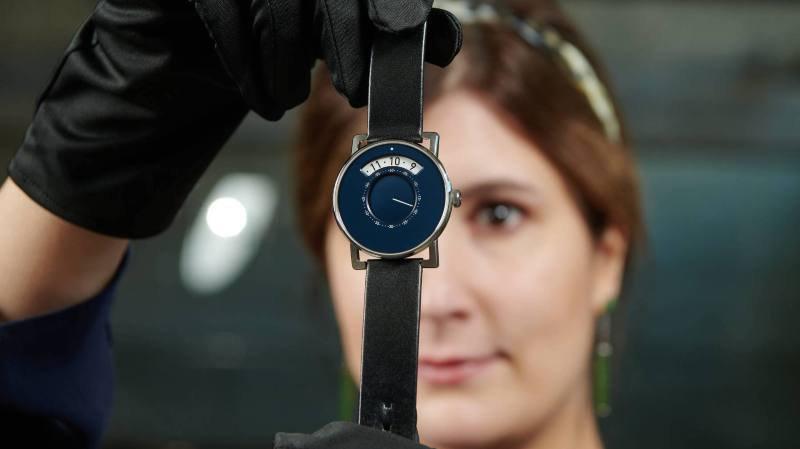 La Chaux-de-Fonds: le Musée international d'horlogerie met en souscription une montre créée à son image
