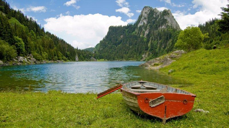 Valais: un homme se noie dans le lac de Taney