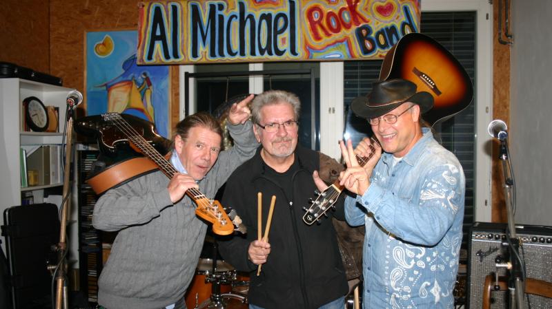 Al Michael Rock Band