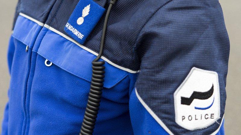 Une patrouille de police a d'abord intercepté la voiture à Villars-sur-Glâne.