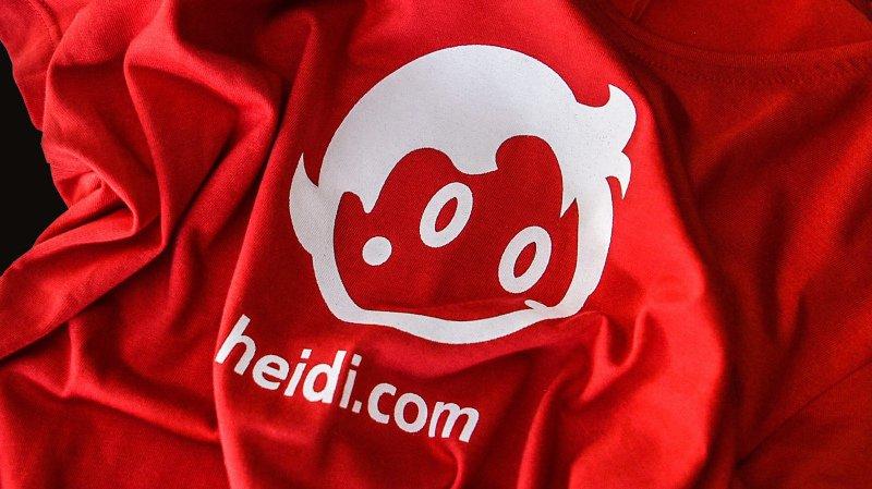 Heidi.com dans de sales draps