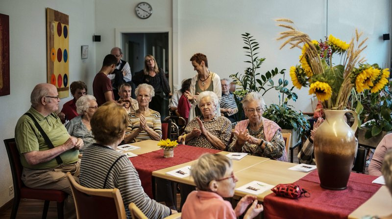 La Chaux-de-Fonds: un nouveau foyer de jour pour lutter contre la solitude des aînés