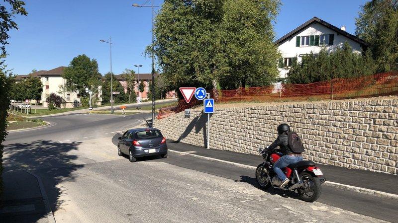 La Chaux-de-Fonds: fin des travaux à la rue des Arpenteurs, bientôt limitée à 30km/h