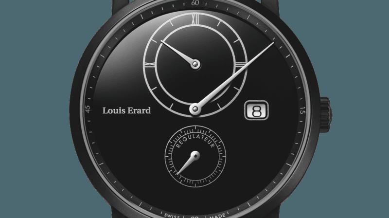 La marque Louis Erard se complique la vie, pour mieux revenir