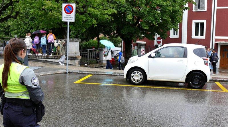 La Chaux-de-Fonds: on fait la rentrée avec les agents de sécurité publique