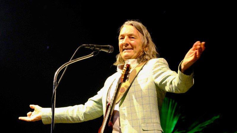 Roger Hodgson: «Le public du Chant du Gros est magnifique»